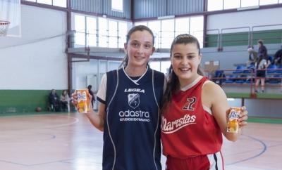 Iria Filgueira y Laura López