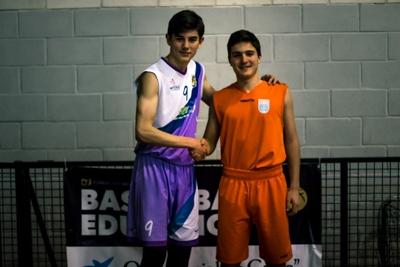 Arturo Morales y Manuel Andrés Monterrubio
