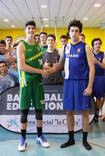 Jaime García y Edu Bellver