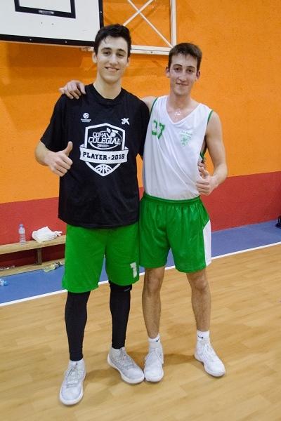 Gabriel Gil y Matic Hrabar, los Mejores