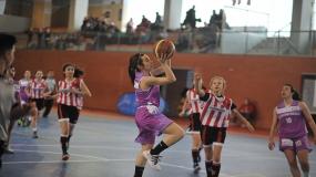 """Marta Pérez roza el """"triple-doble"""" para ser MVP de la semifinal"""