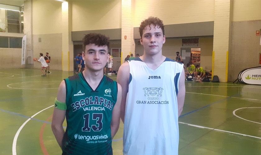 Martín Torregrosa y Nacho Pinazo nos hablan del Escolapias - Gran Asociación
