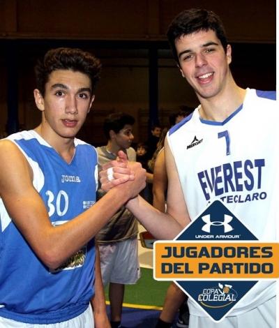 González & Benito, MVP