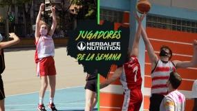 Más que ídolos: Marta Palacio y Sergio Martínez, Jugadores Herbalife Nutrition de la Semana