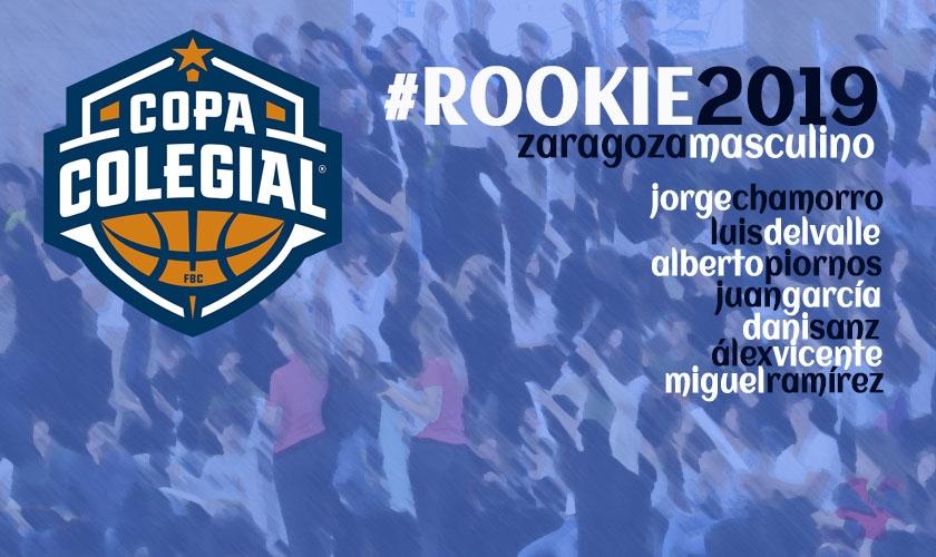 Mejor Rookie Zaragoza 2019!!