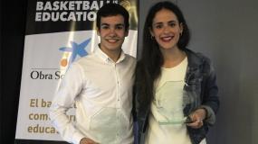 Miriam y Carlos ya ejercen como BSAA 2016