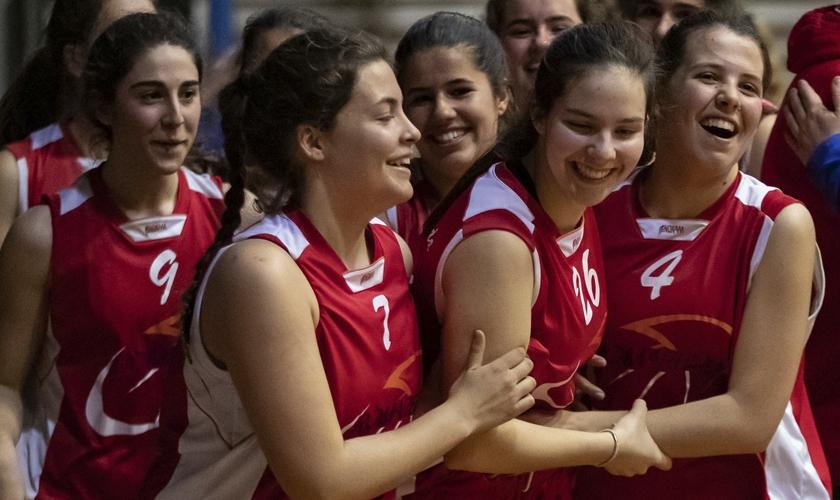 """Never surrender"", la película de la Gran Final Femenina de Copa Colegial Zaragoza 2019"