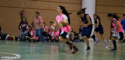 Marta de Lucas aprovechando su velocidad