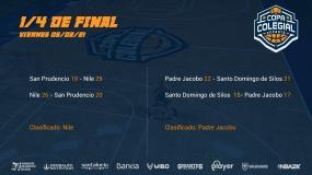 Nile y Padre Jacobo, a semifinales de la Copa Colegial eSports por la vía rápida