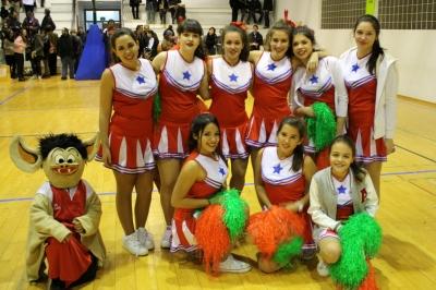 Cheerleaders de primera