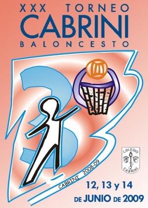 Poster XXX Torneo Cabrini