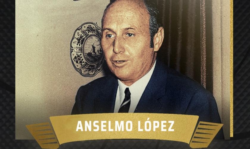 ¡Notición! Anselmo López, impulsor del Minibasket, entra en el Hall of Fame español