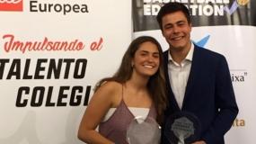 Números uno en deportes y estudio: entrega de los Premios BSAA Valencia 2019