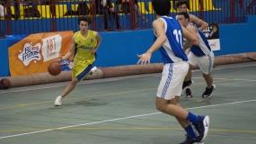 Obradoiro acoge la tercera Precopa masculina de la Copa Colegial de A Coruña