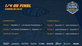 Obradoiro y Juan Comenius, primeros semifinalistas de la Copa Colegial eSports