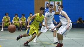 Obradoiro y Salvador inauguran los cuartos de final de la Copa Colegial de A Coruña