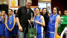 ¡Carmen López-de las Heras, campeona del G.O.A.T. femenino en Madrid!