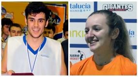 ¡Marta Sanzo y Víctor Romeral, campeones del GOAT Valladolid!