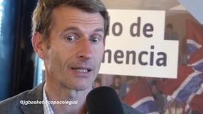 """Pablo Martínez presenta Alumni: """"Reuniremos a 6000 jugadores"""""""