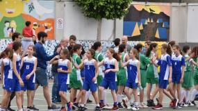 Pequecopa: un domingo de minibasket colegial