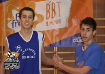 González y Hernando , destacados