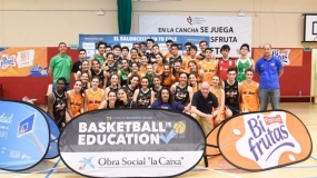 Planning del All-Star Madrid: una fiesta en el Colegio Los Sauces