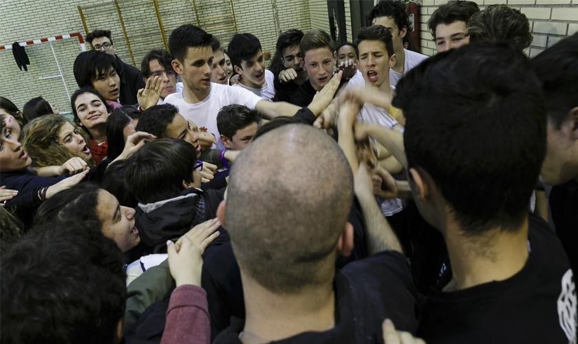 Precopa (día 3): amistoso Gallos Lycée F. Molière vs. Tigres Miguel Catalán