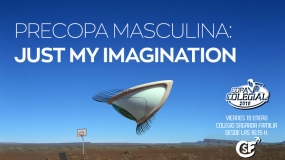 Precopa masculina: Just my imagination