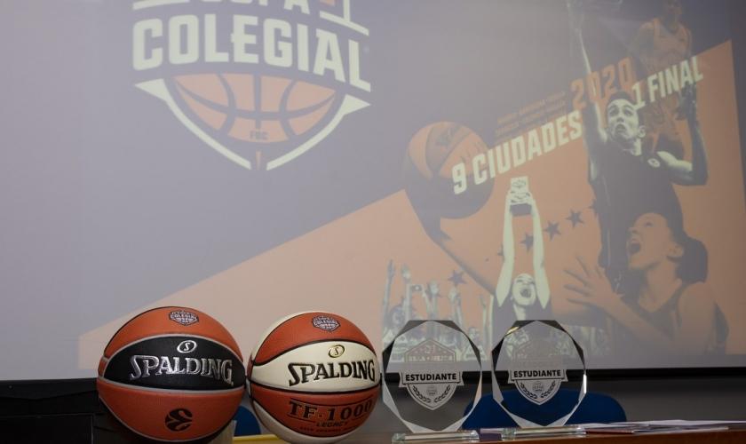 Empezamos!!! Presentación Copa Colegial 2020 A Coruña en el colegio Liceo La Paz