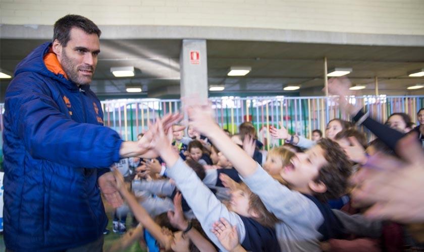 Presentación Copa Colegial 2020: Valencia centra las miradas