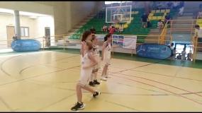 Presentación de los equipos en la Final Femenina del II Jamboree Anselmo López