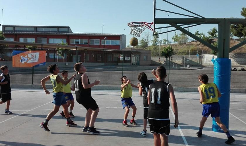 Primera e intensa jornada de Jamboree en Zaragoza