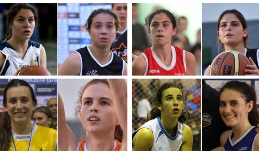 Primeras chicas clasificadas para cuartos en el GOAT Sevilla. ¡Vaya comienzo!