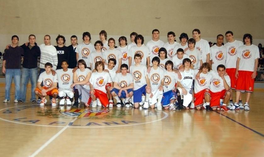 Recordamos el día que Ricky Rubio jugó la Copa Colegial, y lo hacemos con él mismo..