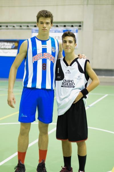 Miguel Prieto  y Álvaro Rodríguez