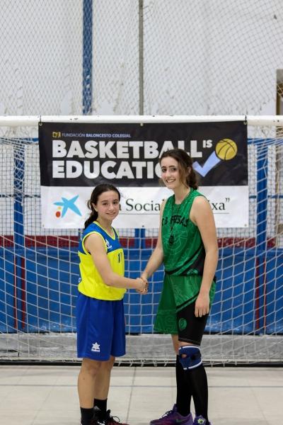 Marta Gómez y Maite Muñoz