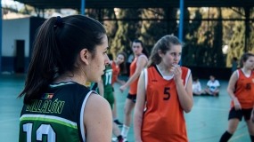 Repesca Femenina: Univ. Laboral - El Monte FESD