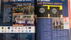 Una revista Gigantes... muy de Copa Colegial