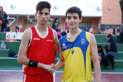 Jaime Hellin Pérez y Alfonso Cortés