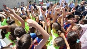 Safaur y Entreolivos, campeones de la PequeCopa Sevilla 2019