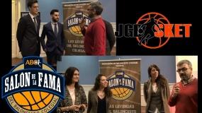 Salón de la Fama del Baloncesto Colegial 2016 : Hablan los protagonistas