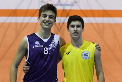 Fernando Claros y Andrés Rodríguez