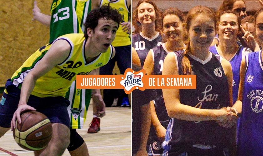 Laura Ramírez y Carlos Vega, dos jugadores con pasión en San Valentín