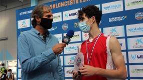"""Sergio Espinosa: """"Los torneos no los gana uno solo, ganamos jugando en equipo y saliendo a morder"""""""