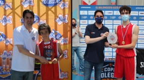 Sergio Espinosa: un MVP forjado en la Copa Colegial