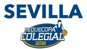 Sí, sí, sí, la Pequecopa Colegial Sevilla 2018 ya está aquí