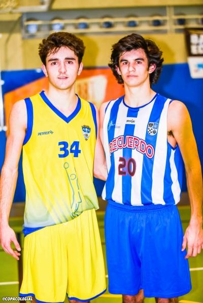 Álvaro Rodríguez y Fernando Román