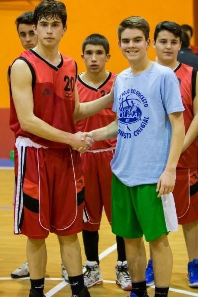 Juan Luis Morales y Rodrigo Cantos