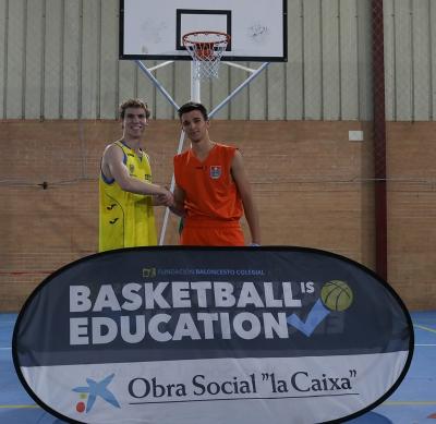 Jesús García Aguado y Carlos Baños