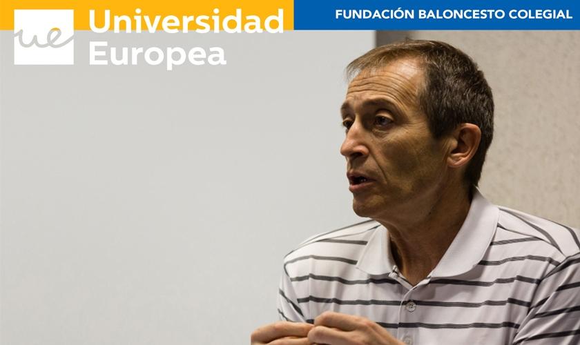 Talento colegial con José Luis Llorente en Valencia